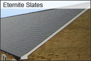 Eternite Roof Slates / Tiles
