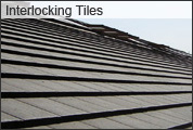 Interlocking Roof Tiles