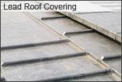 Lead Roof Covering